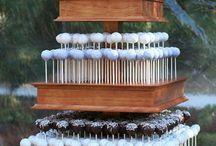 Wedding Cakes / Some wedding cake we want to eat