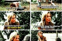 """I wanna watch scary"" / The walking dead"