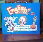 READ PEN KIDS ENGLISH I LIKE