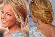 Red Carpet Hair-dos! / This board includes images of red carpet hairstyles. Fabulous styles that would be seen at the Oscars and Emmys!