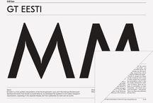 avontuurlijk typografie