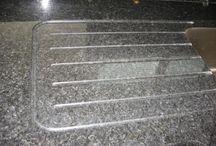 Granite drain