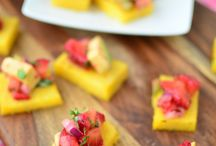 Appetizers and Small Bites