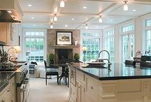 Dream Kitchens / by Susan Pate