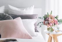 Sleep well, my dear! / Bedroom decoration inspirations