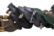 DIY | Armbånd med læder i bølgefacon