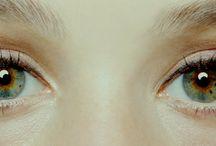Ti ho trovata attraverso i tuoi occhi, una cosa strana... un po' come la vita.