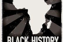 Black history month poster designs / Black history month poster designs for February 2015.