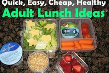 Clean Eating Lunch / by Ashlea Carnley