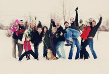 Winter Family Photos / by Ronnie Unghire Martin