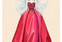 Fashion illustration / Fashion