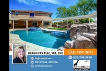 Virtual Tour / CALL 623-748-3818 for more info. You may also visit us at www.FryTeamAZ.com