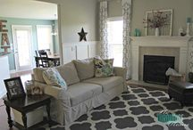 Living room / by Kati Sweatt