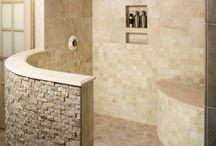 Showers that make bathing a dream