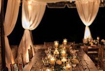Bryllupdekorasjoner