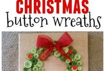 Crafts - Christmas / A variety of projects to cover your walls, hang on your doors, and fill your trees! From projects for little ones, to amazing giftables!