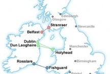 Rail and Sail Ireland / How to travel between the UK and Ireland using a combined train and ferry ticket... costs from just £38 one way!