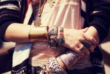 Bohème and Hippie and Morocco style