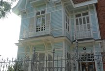 büyükada evleri