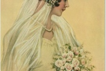 wedding veils and floral crowns