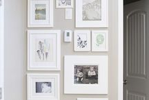 Wall gallery inspirations