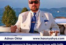 Harun Yahya says...