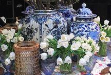 Ceramiche blu