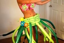 suknie z balonów