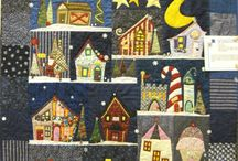 Quilting Christmas Blankets