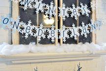 Madelynn's Winter ONEderland Birthday / by Lindsay Littlefield