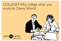Disney College Program Fall Advantage 2014 / by Sarah Gibson