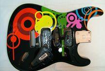ギターペイント