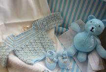 Canasta Bebé / Realizado por Asociación 2 Agujas Http://a2agujas.org