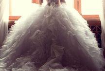 my wedding dress vision