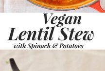 Plant based recipes