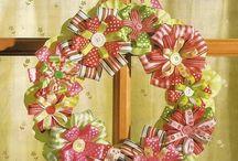 wreath / by Michelle Veazie