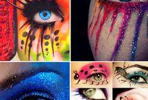 Halloween make up / by Diana Ureña
