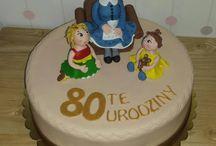 Torty urodzinowe/ Birthday cakes / Torty artystyczne i tradycyjne na urodziny