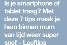 smartphone weetjes