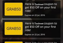 Promotional Coupons from Taxiroot / Create and Send Promotional Coupons from Taxiroot to customers http://www.taxiroot.com/