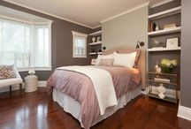 interior decorating / wall color and accents