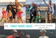 Family Travel Series: Travel in an RV full-time