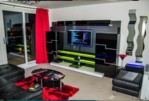 Gaming rooms