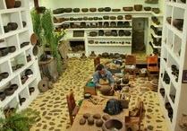 La artesanía de La Palma / Manos sabias, callosas por el trabajo, elaboran para ti auténticas obras de arte de la mano de una artesanía heredada de padres a hijos
