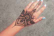 Tatuaggio india