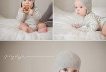 Ideas ropa sesión de bebe 7 a 12 meses