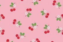 Sew Cherry Fabric...