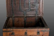 medieval boxes