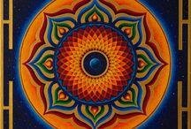 Fractals and Mandalas