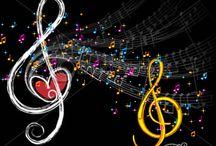 ILUSTRACIONES DE MUSICA